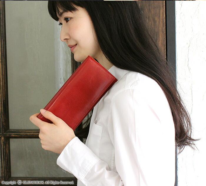 ORICE Leather Long Wallet ��������쥶���������å�
