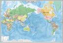 (英文版世界地图)05p20sep