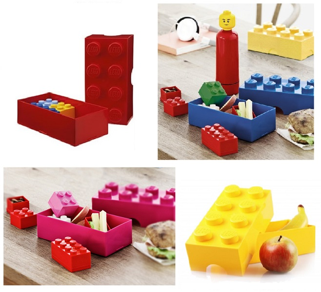globon rakuten global market lego lego lunch box. Black Bedroom Furniture Sets. Home Design Ideas