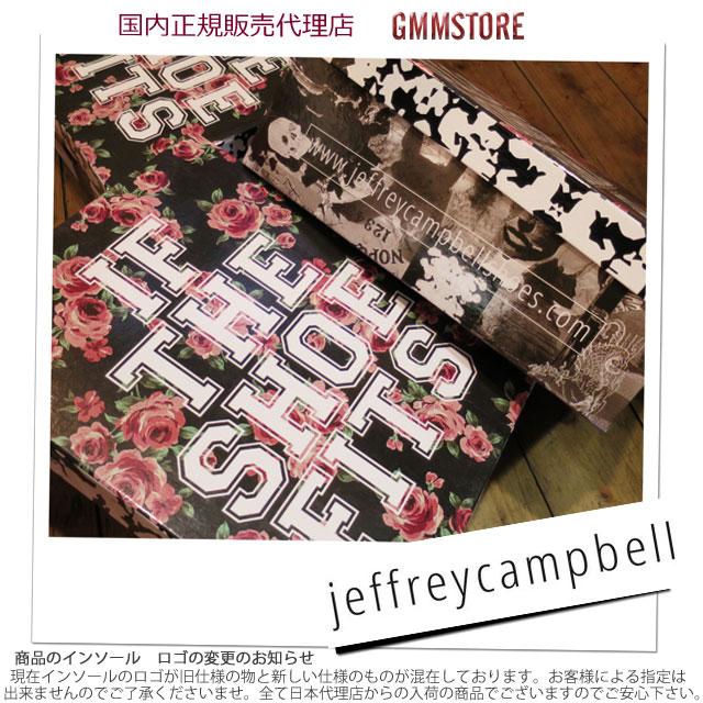 JEFFREY CAMPBELL �����ե�����٥�