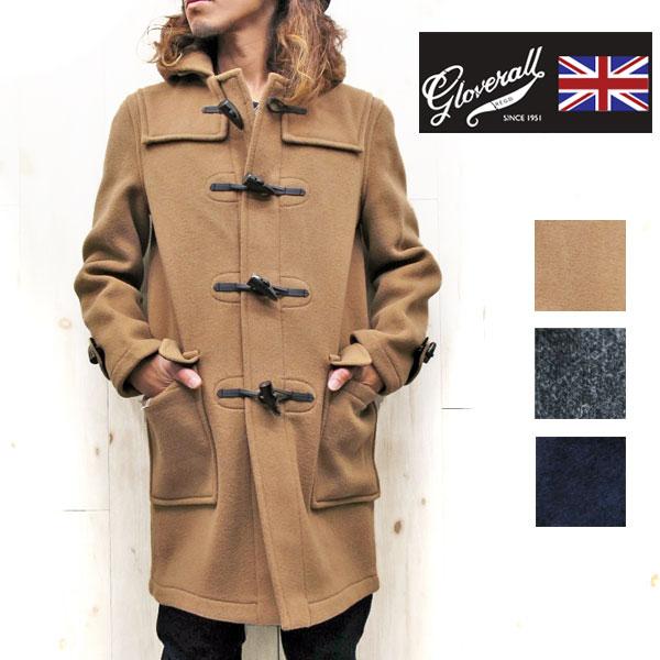 【楽天市場】★」スリムフィット GLOVERALL 【 920C 】 DUFFLE COAT gloverall ...