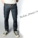 "2013 AW ☆ grow is not of the ""DRY"" NUDIE JEANS (Nudie jeans) GRIM TIM グリムティム color.054 ORG. DRY NAVY ドライネイビー nudie jeans grimtim"