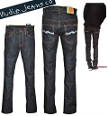 * 2013 SS-in stock * classic NUDIE JEANS (Nudie jeans) THIN FINN color (559) ORGANIC DRY ECRU EMBO THINFINN