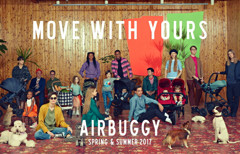 AIRBUGGY 2017SS