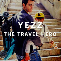 THE TRAVEL HERO YEZZ