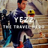THE TRAVEL HERO YEZZ