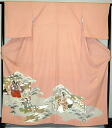 Campaign of the it403 rental colored formal kimono autumn