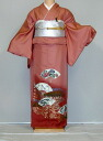 Campaign of the [colored formal kimono rental] rental colored formal kimono it412 autumn