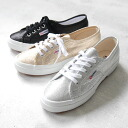 2750 SUPERGA Pelger sneakers LAMEW (S001820) lam lam sneakers classical music canvas shoes shoes (Lady's)