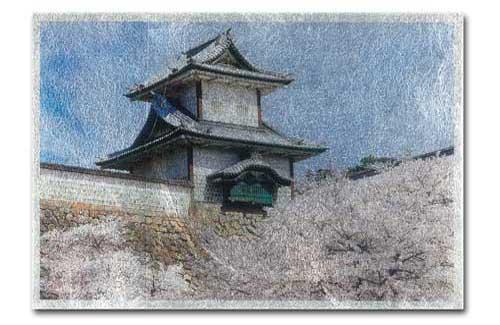 石川  門