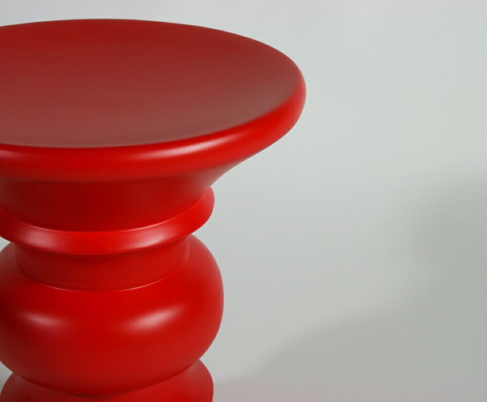 【楽天市場】送料無料 新品 イームズ スツール RED color Stools A-RED:GOLDSPACE