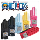 IM×one PIECE denim style Golf Gloves