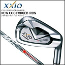 XXIO FORGED iron #5-PW six set MX4000