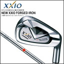 XXIO FORGED irons #5-PW 6 book set N.S.PRO950GH D.S.T steel shaft