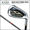 XXIO PRIME irons #5-SW 8 book set SP-700