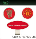 Enjoy caddiebagMANCHESTER UNITED Golf marker MUM001