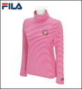 793-550 FILA GOLF Lady's golf wear shirt upup7