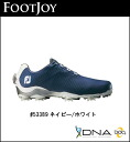 FOOTJOYDNA Boa golf shoes 53389