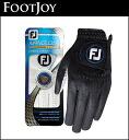 FOOTJOY golf glove NANO LOCK TOUR black FGNT14-BK