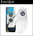 FOOTJOY golf glove NANO LOCK TOUR white FGNT14 WT