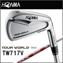 HONMA GOLF TW717 V iron 6 book set MODUS3 r/s