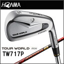 HONMA GOLF TW717 P iron 6 book set ARMAQ8
