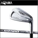 HONMA GOLF TOUR WORLD IRON TW727P iron single VIZARD IB85 shaft