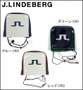 J.LINDEBERG men golf iron cover 076-87945