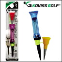 KOVISS GOLFVS TEEL 76 mm in height fits stance stability! free