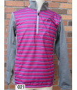 13 nike warm knit combo half zip jackets 604901