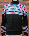 2014 puma Stripe half Zip sweaters 565510