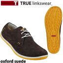 Toe roux Lynxware 2014 model golf shoes oxford suede (Oxford suede)