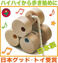 6 Wheel Car (Mini) Wooden Toys (Ginga Kobo Toys) Japan