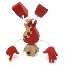 WOODEN DOLL #10 Wooden Toys (Ginga Kobo Toys) Japan