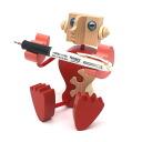 WOODEN DOLL #11 Wooden Toys (Ginga Kobo Toys) Japan