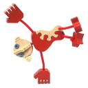 WOODEN DOLL #12 Wooden Toys (Ginga Kobo Toys) Japan