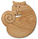 Kitty Coaster Wooden Toys (Ginga Kobo Toys) Japan
