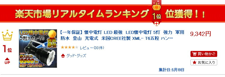 LED懐中電灯 led 懐中電灯 強力 防水 高輝度 調光