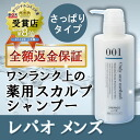 Shampoo | レパオスカルプ medicated shampoo 400 ml «for men» and hair loss treatment therapy to the scalp care fs04gm