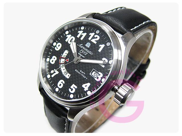 Aeromatic 1912 (エアロマティック1912) A1288 GMT ドイツミリタリー メンズウォッチ 腕時計