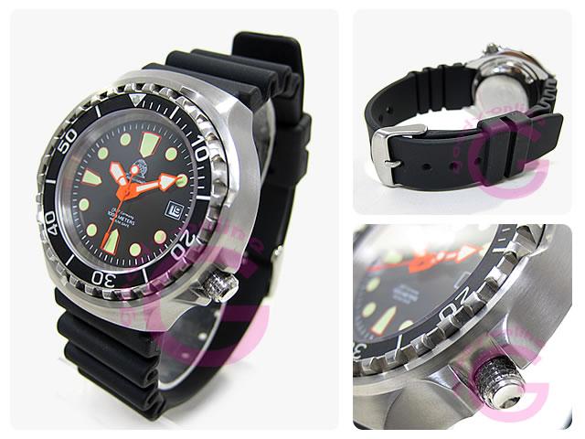 Aeromatic 1912 (エアロマティック1912) Tauchmeister1937(トーチマイスター1937) T0078 ダイバーズ 1000M防水 クォーツ メンズウォッチ 腕時計