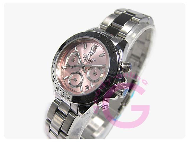ANNE CLARK (アンクラーク)  AM-1012VD-22 クロノグラフ レディースウォッチ 腕時計