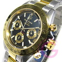 DON CLARK (duncrark) DM-2051-05GS/DM2051-05GS chronograph gold Combi mens watch watches