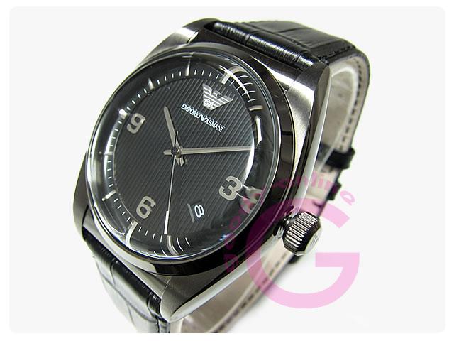 EMPORIO ARMANI / エンポリオアルマーニ AR0368 クラシック メンズウォッチ 腕時計