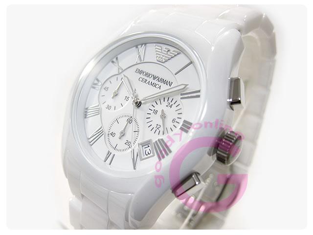 EMPORIO ARMANI / エンポリオアルマーニ AR1403 CERAMICA/セラミック メンズウォッチ 腕時計