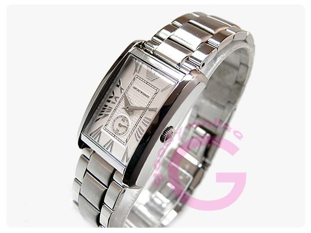 EMPORIO ARMANI / エンポリオアルマーニ AR1639 スモールセコンド レディースウォッチ 腕時計