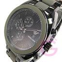 EMPORIO ARMANI ( Emporio Armani ) AR5953 chronograph stainless steel / rubber belt grey men's watch