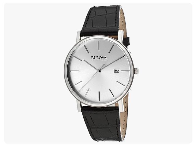 BULOVA (ブローバ) 96B104 PRECISIONIST/プレシジョニスト メンズウォッチ 腕時計