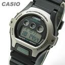 CASIO (CASIO) LW-202H-1A/LW202H-1A standard digital black ladies watch watches