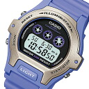 CASIO (Casio) LW-202H-6A/LW202H-6A standard digital purple Lady's watch watch